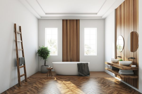 Timber In Bathrooms